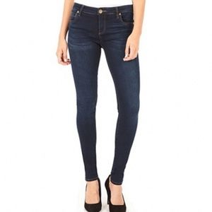 Kut Mia Toothpick Skinny Jeans